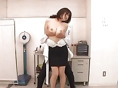 Anri Okita hot clips - asian painful anal